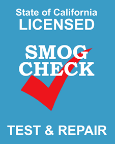 CA smog check test and repair